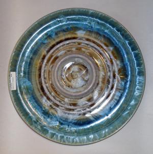 Flambeaux Bread & Oil Platter